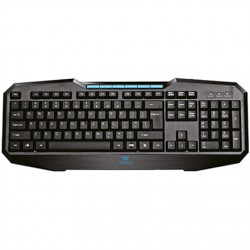 Klaviatūra AULA Adjudication expert gaming keyboard EN/RU