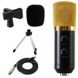 Huashun BM100FX Kondensatoriaus mikrofonas