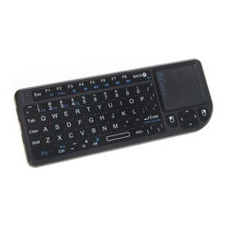 Rii Mini X1 2.4G Wireless belaidė mini klaviatūra