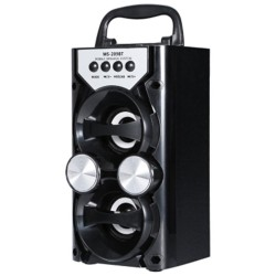 Redmayne MS-205BT FM radijas, belaidis Bluetooth garsiakalbis